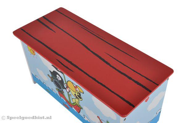 Verbazingwekkend Woezel en Pip Piraat | Speelgoedkist.nl DL-48